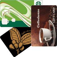 Coffeehouse Giftcards